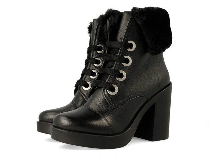 Gioseppo Soren Black Boot