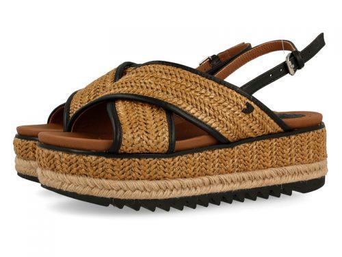 Gioseppo 44860 Tan Sandals - www.casandco.com.au