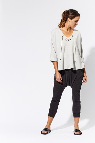 Eb & Ive Barrio Tie Top
