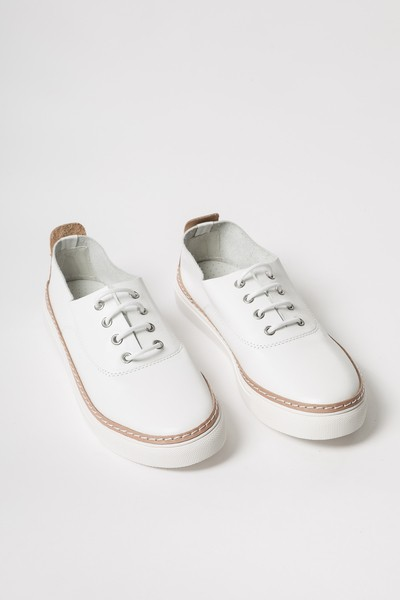 Brave & True Cruz Sneakers White Buy Online