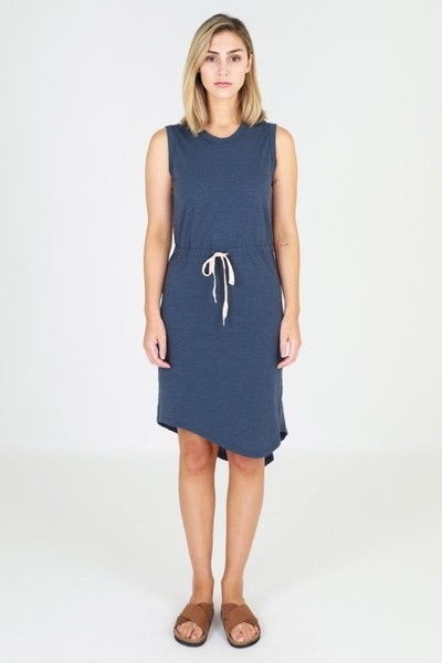 Buy 3rd Story Tyler Dress Indigo Online
