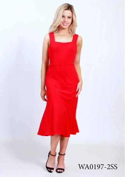 Spicy Sugar Red Dress | Buy Online