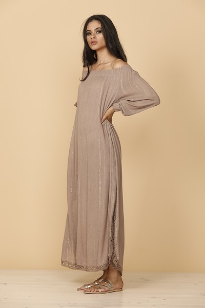 Talisman Bolano Dress in Ginger Snap - One Size Fits Most