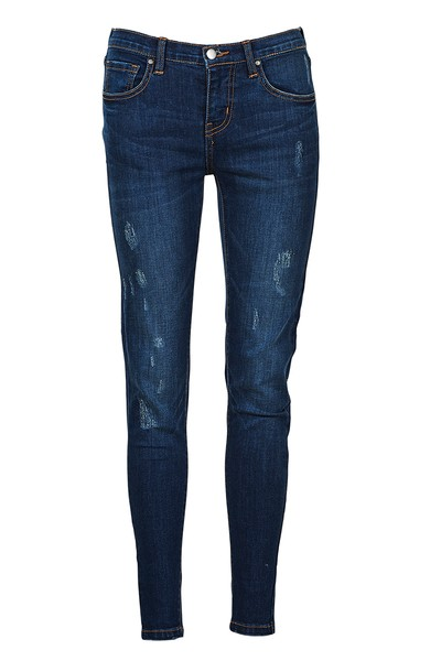Isle of Mine Ashton Denim Jean - Denim