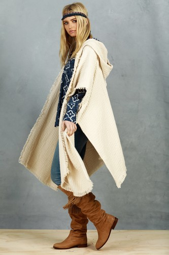Buy Talisman Weaver Hooded Poncho