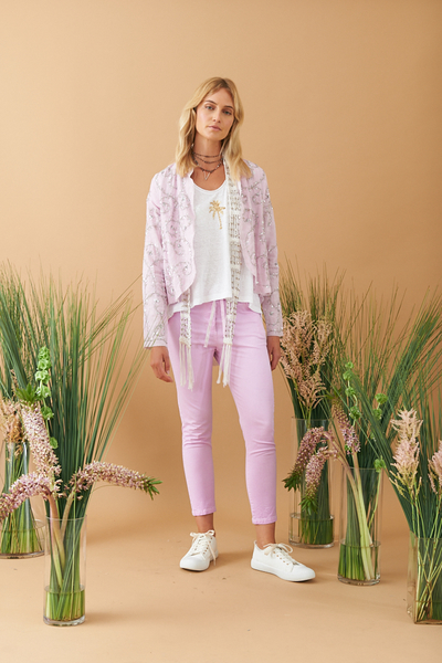 Ruby Yaya Arabella Jacket in Orchid |Shop Now
