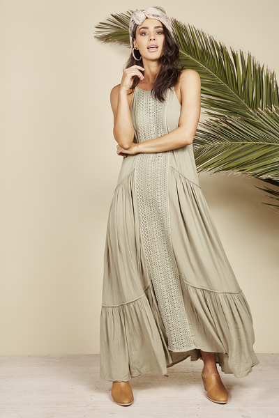 Talisman Isobel Maxi Dress | Shop Now