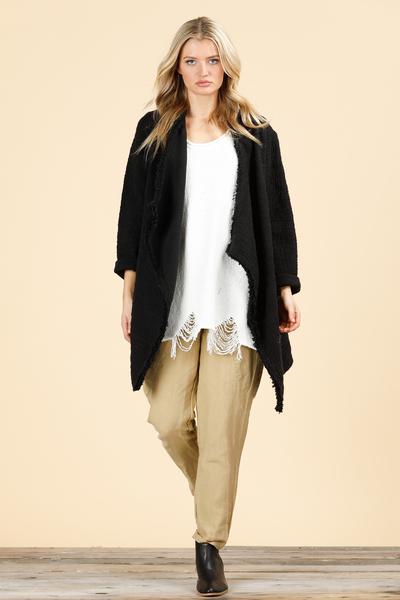The Shanty Corporation Athens Jacket Black