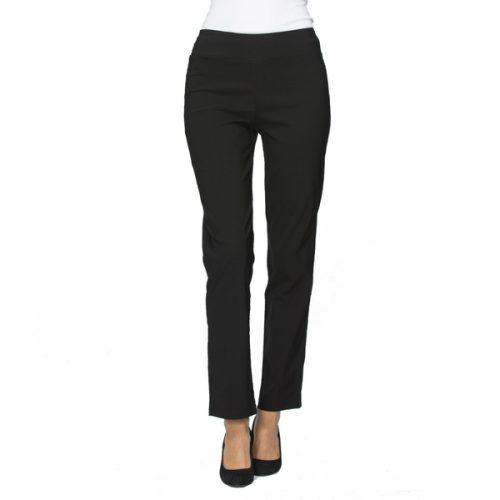 Threadz Bengalene Black Pants