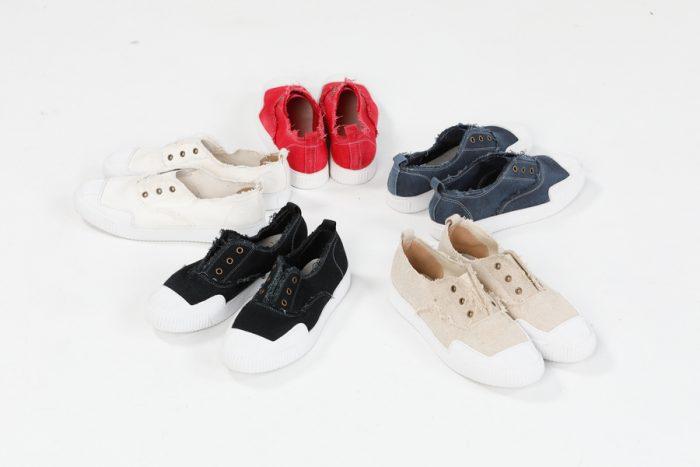 Brave and True Weekender Sneakers