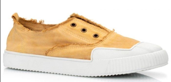 Brave and True Weekender Sneakers Hay
